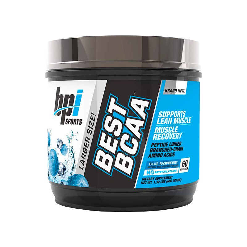 Bpi Sports Best BCAA Post-Workout 60 Servicios BCAA's onelastrep.cl