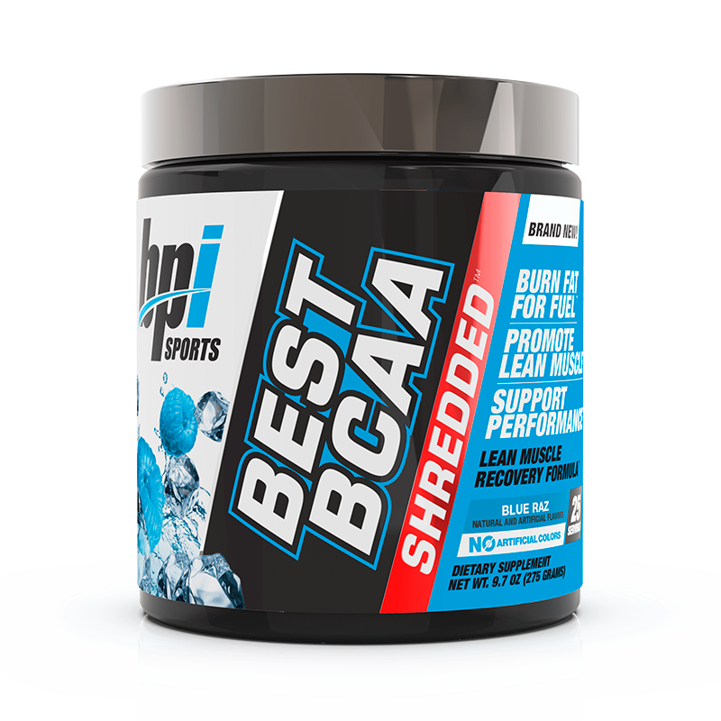 Bpi Sports Best BCAA Shredded BCAAs / Quemador 25 Servicios BCAA's onelastrep.cl