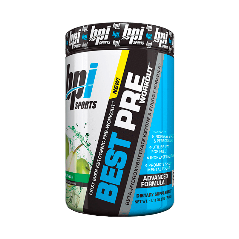 Bpi Sports Best Pre Workout 30 Servicios Pre-Workout onelastrep.cl