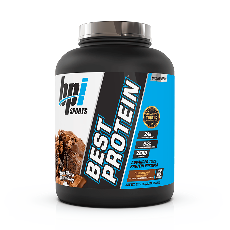 Bpi Sports Best Protein Proteina 5 Lb Proteínas onelastrep.cl