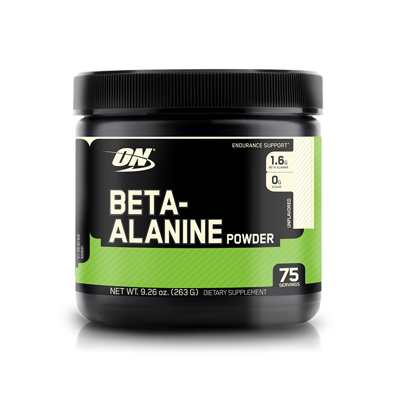 Opimum Nutrition Beta-Alanine Powder 75 Servicios Beta-Alanina onelastrep.cl