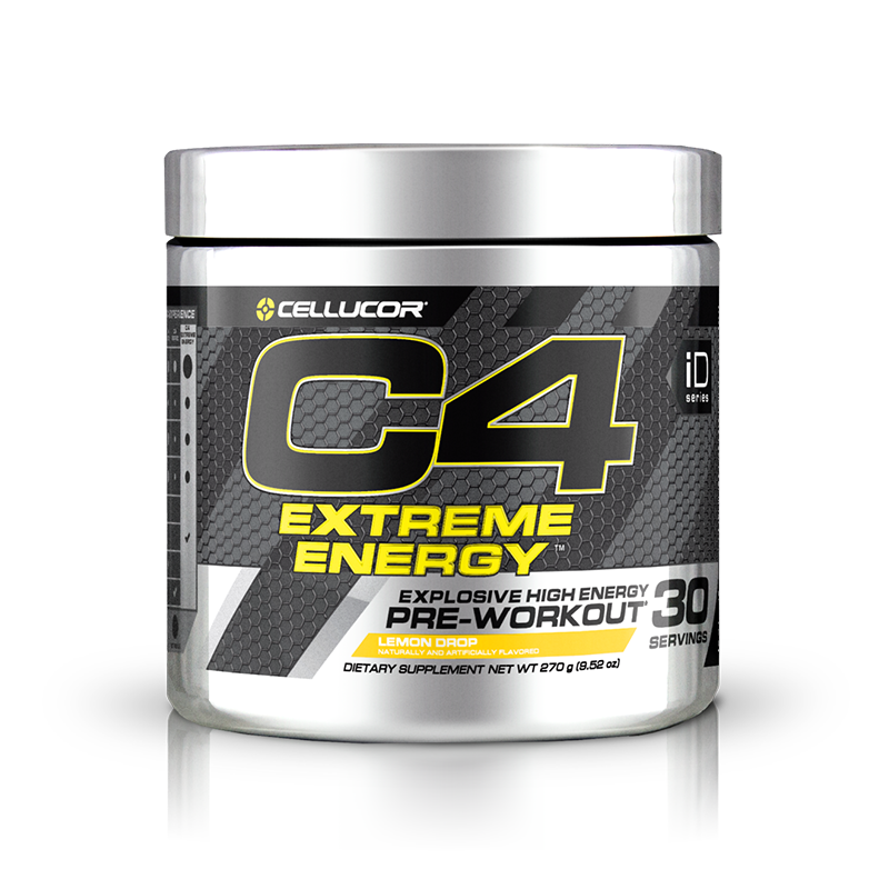 Cellucor C4 Extreme Energy Pre-Workout 30 Servicios Pre-Workout onelastrep.cl