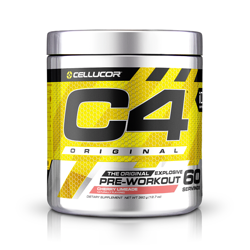 Cellucor C4 Original Pre-Workout 60 Servicios Pre-Workout onelastrep.cl
