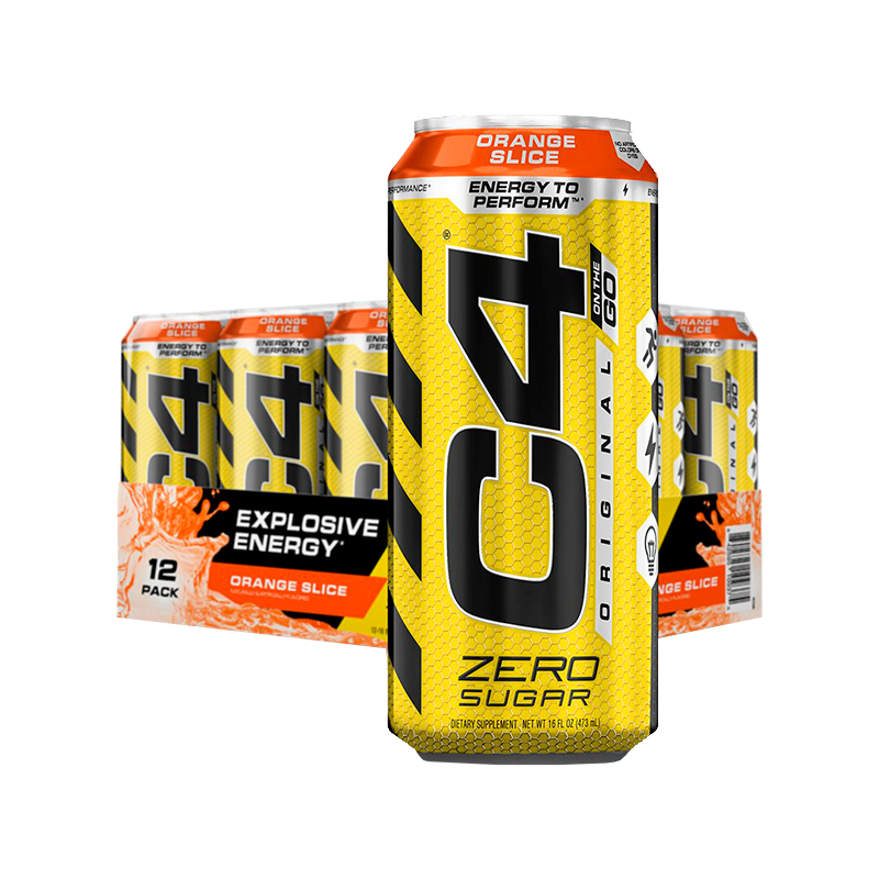 Cellucor C4 Original Carbonated Pre-Workout 12 Pack 473 mL Pre-Workout onelastrep.cl
