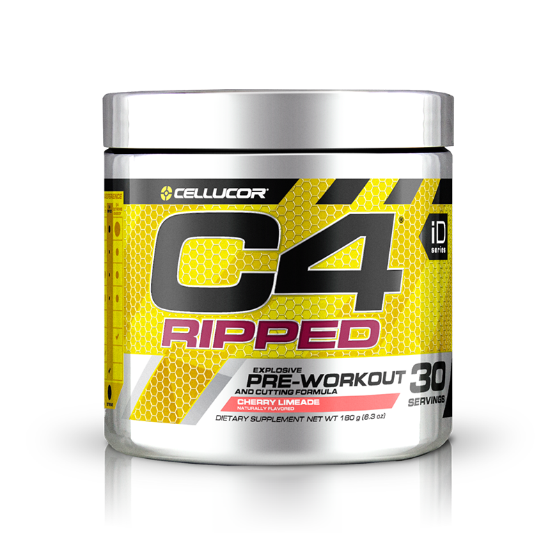 Cellucor C4 Ripped G4 Pre-workout / Quemador 30 Servicios Pre-Workout onelastrep.cl