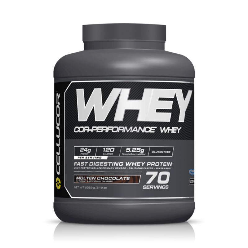 Cellucor COR-Performance Whey Proteína 5 Lb Proteínas onelastrep.cl