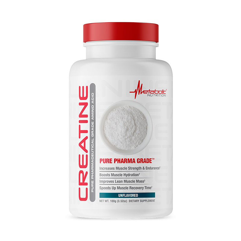 Metabolic Nutrition Creatine 100 Gr Creatinas onelastrep.cl