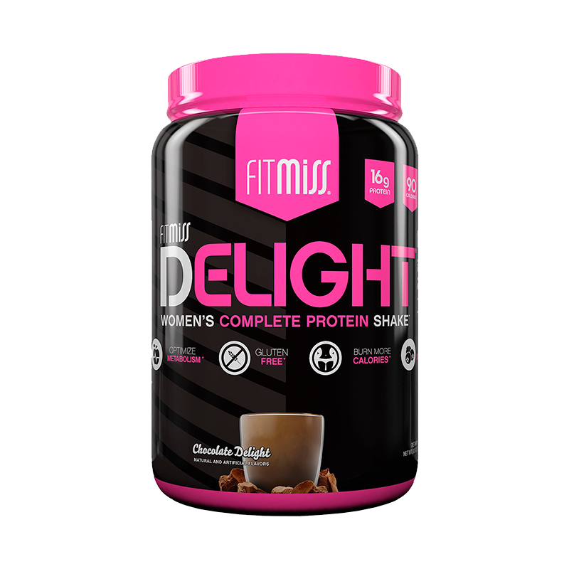 Fitmiss Delight Proteína Mujer 2 Lb Proteínas onelastrep.cl