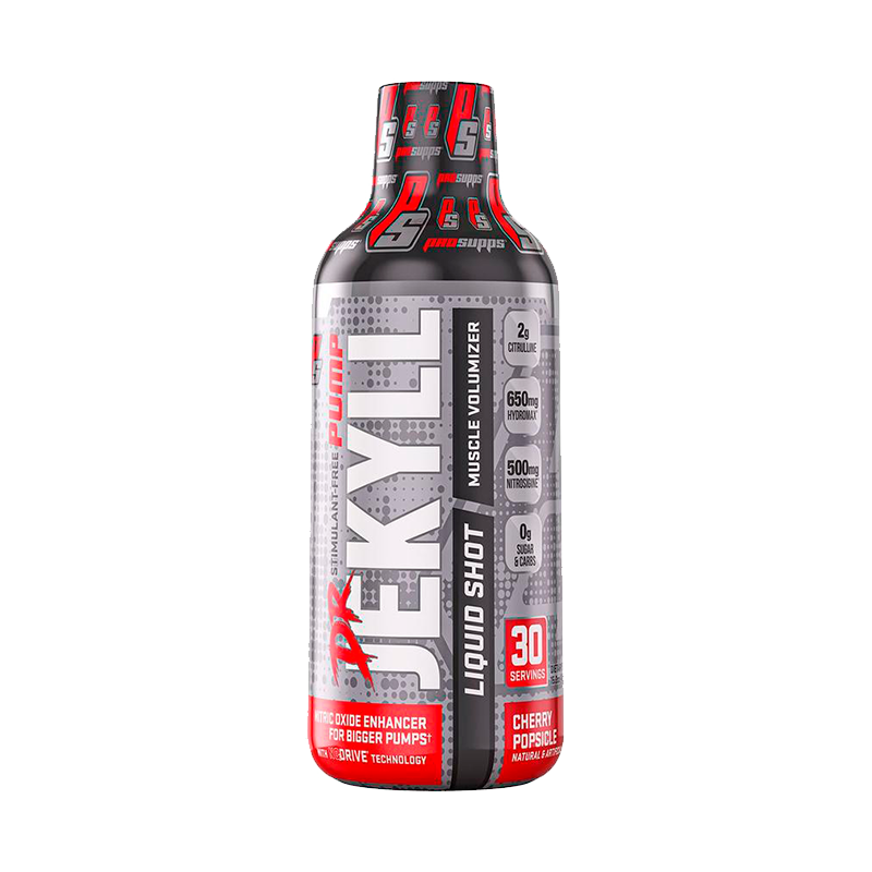 ProSupps Dr. Jekyll Pump Liquid Shots Pre-Workout 30 Servicios Pre-Workout onelastrep.cl