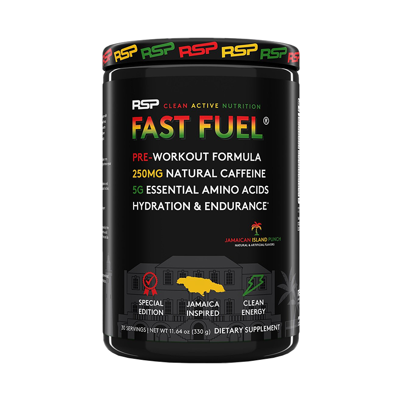 RSP Nutrition Fast Fuel Pre-Workout 30 Servicios
