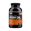 Optimum Nutrition Fish Oil Softgels 100 Softgels Fish Oil, Flax Oil, Omegas onelastrep.cl