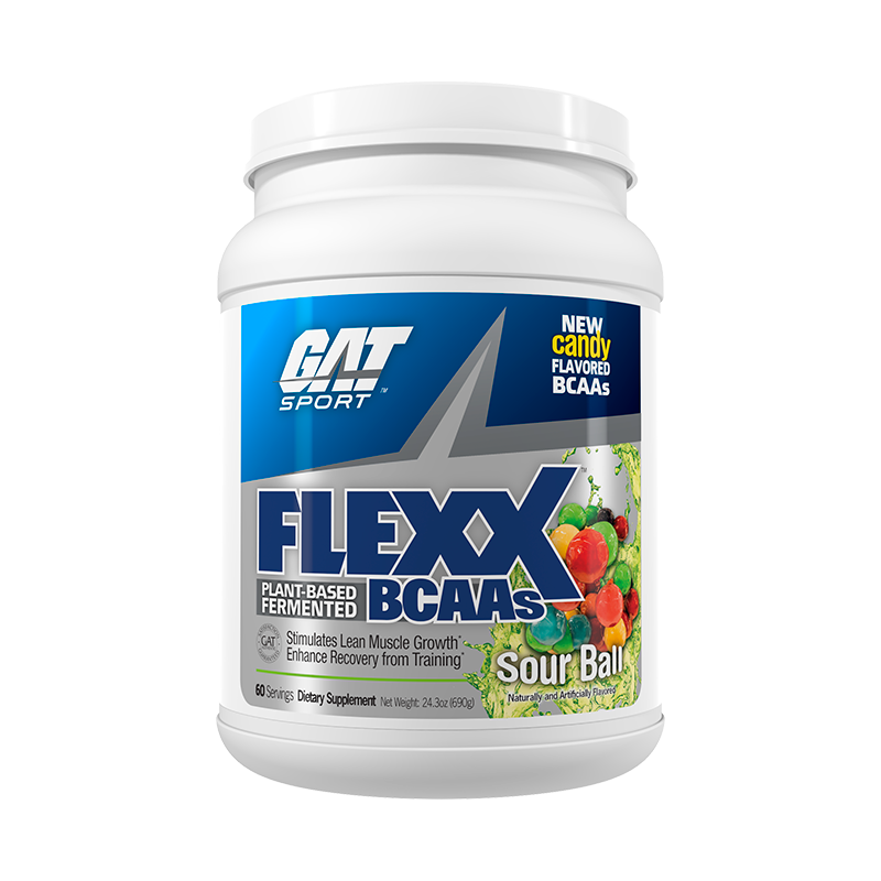 GAT Sport Flexx BCAAs Post-Workout 60 Servicios BCAA's onelastrep.cl