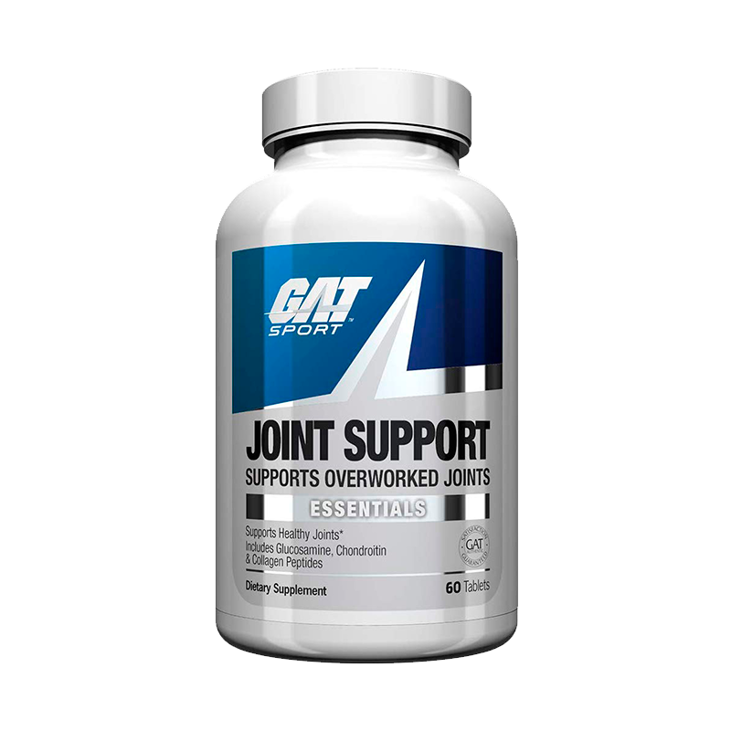 GAT Sport Joint Support Soporte Articulaciones 60 Tabletas Soporte Articulaciones onelastrep.cl
