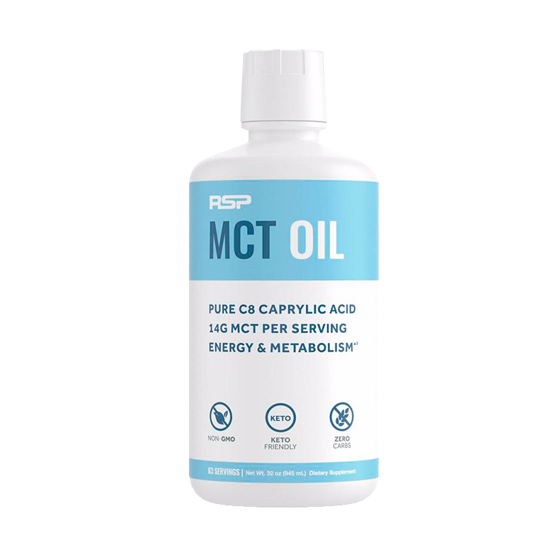 RSP Nutrition MCT Oil Aceite Triglicéridos de Cadena Media 946 mL MCT Oil onelastrep.cl
