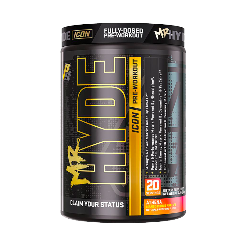 ProSupps Mr. Hyde Icon Pre-Workout 20 Servicios Pre-Workout onelastrep.cl