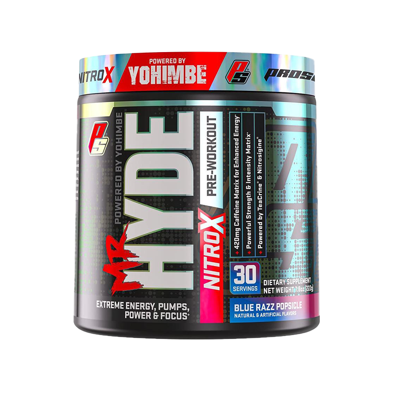 ProSupps Mr. Hyde NitroX Pre-Workout 30 Servicios