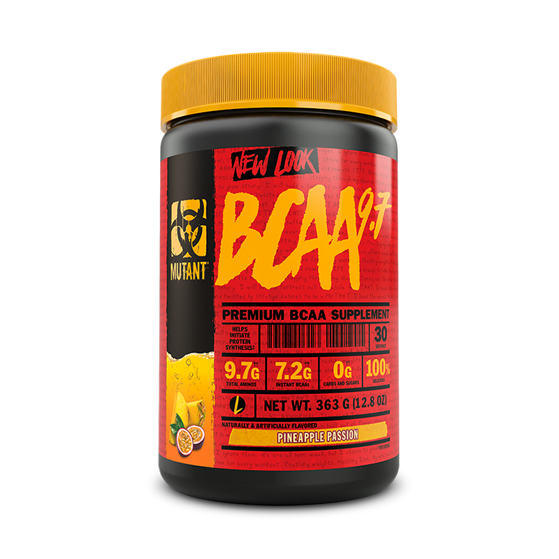 Mutant BCAA 9.7 Post-Workout 30 Servicios BCAA's onelastrep.cl