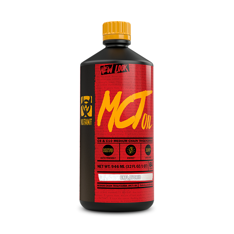 Mutant MCT Oil Aceite Triglicéridos de Cadena Media 946 Ml MCT Oil onelastrep.cl