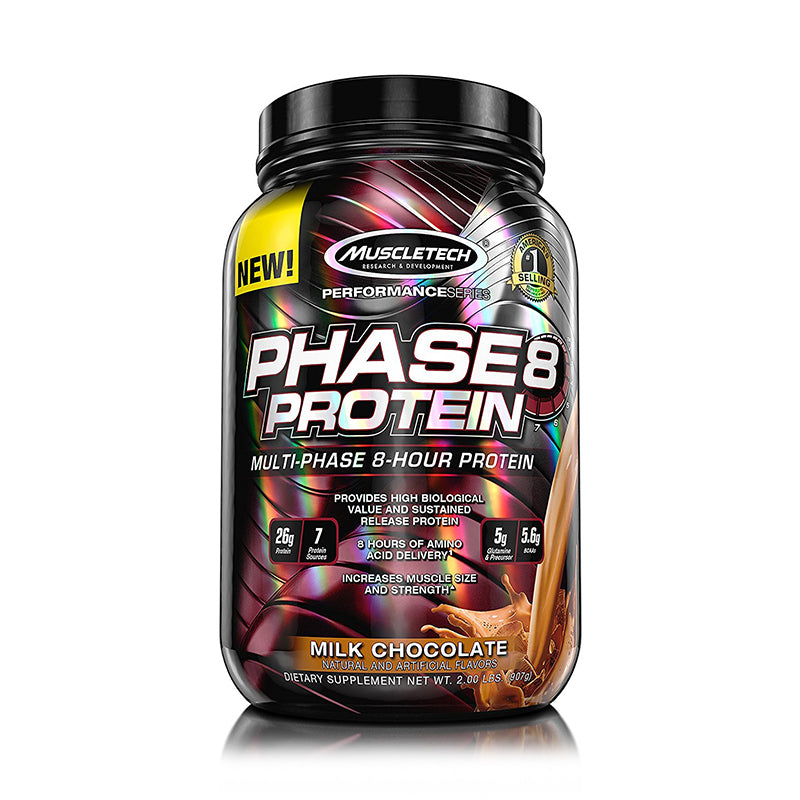 Muscletech Phase8 Protein Proteina 2 Lb Proteínas onelastrep.cl