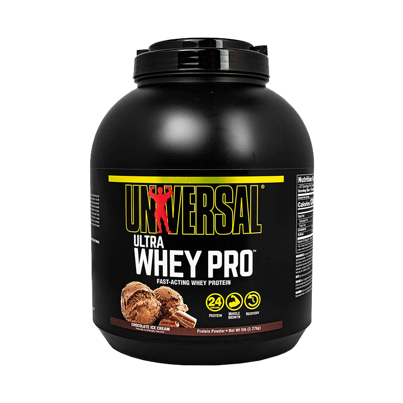 Universal Nutrition Ultra Whey Pro Proteina 5 Lb Proteínas onelastrep.cl