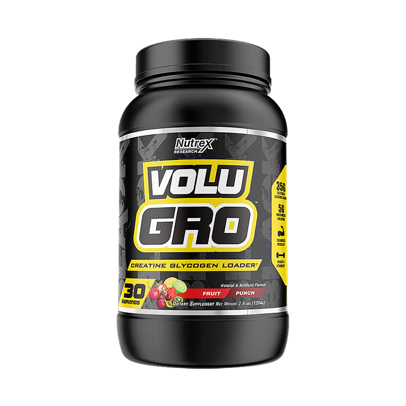 Nutrex Volu Gro Post-Workout 30 Servicios