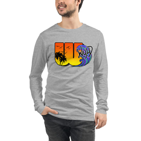 WYLD WAVE LONG SLEEVE