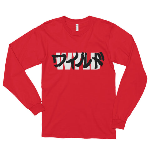 THE CAPSULES LONG SLEEVE TSHIRT