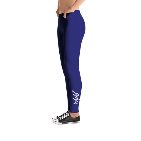 SYMPLY WYLD LEGGINGS - NAVY