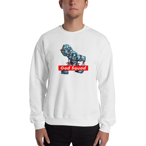 GOD SQUAD SWEATSHIRT