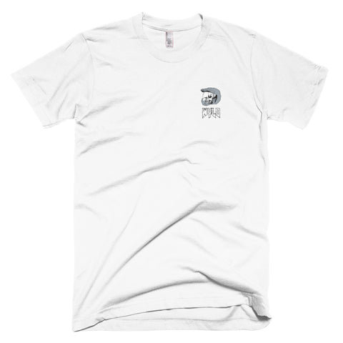 DEAD CHIEF STITCHED WHITE TEE