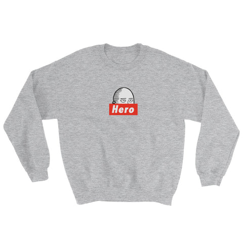 HERO SWEATHSHIRT