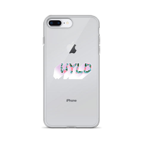 WYLD 3D FLORAL IPHONE CASE