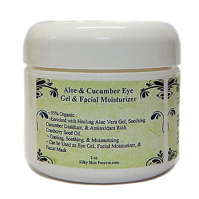 Aloe Cucumber Cranberry Soothing Eye Gel
