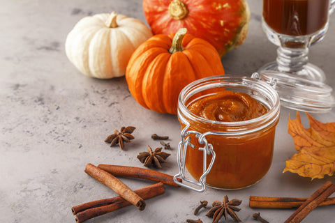 Pumpkin Butter Scented Simmering Oil