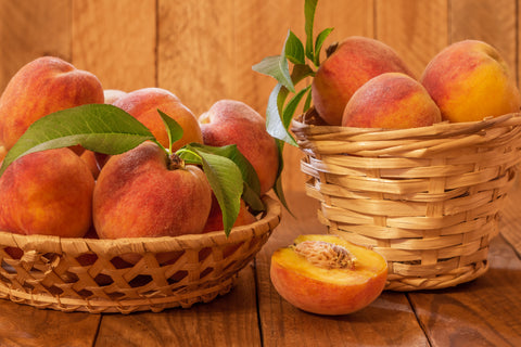 Peach Nectar Scented Simmering Oil