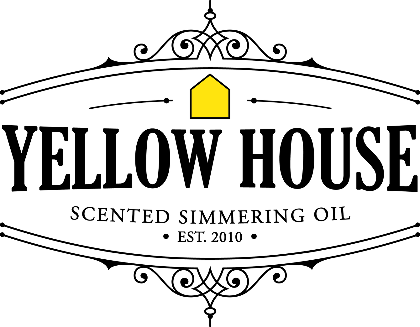 Yellow House Scented Simmering Oil