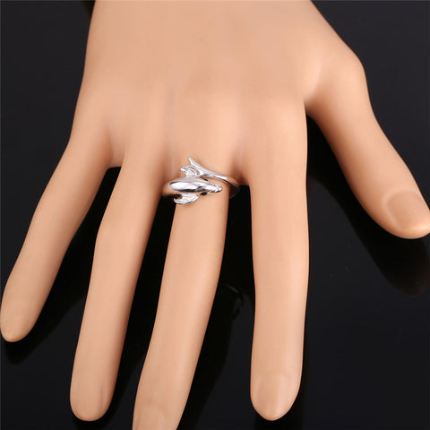 wide band real gift gold platinum rings classic women for wedding wholesale plated jewelry party stamp with men ring product