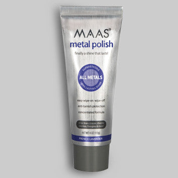 Buy Maas Metal Polish, 113 gram tube, 4 ounce tube