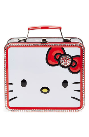 'Hello Kitty' Swarovski Crystal Lunchbox