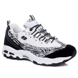 Stylish Color Matching and Lace-Up Design Women's Athletic Shoes