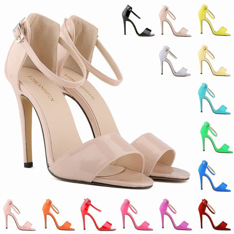 14CM High Heels Winter Party Pumps Women Spool Heels Wedding Novelty Shoes Pointed Toe Ladies Shoes Alternative Measures