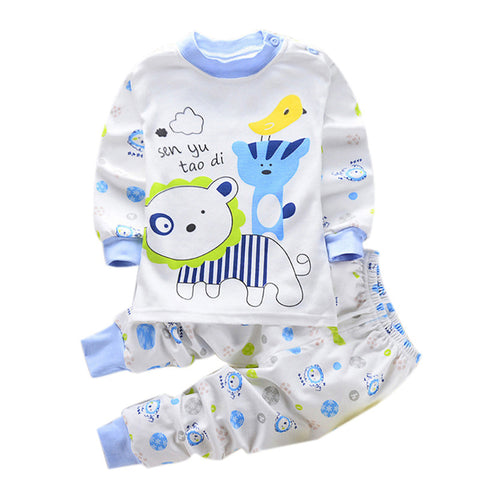 0-24 months costume baby sleep set Dressing gowns for children Pyjamas for boys baby bathrobe for newborns sleepers clothing set
