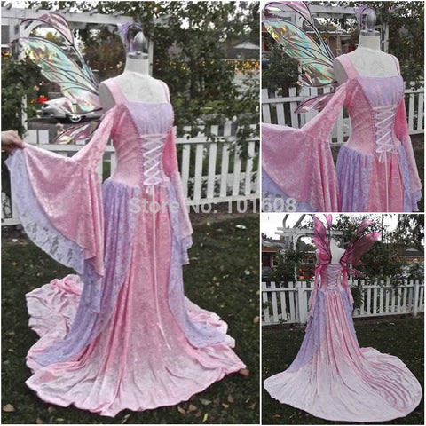 1860S Victorian Corset Gothic/Civil War Southern Belle Ball Gown Dress Halloween dresses CUSTOM MADE R-084 Alternative Measures - Brides & Bridesmaids - Wedding, Bridal, Prom, Formal Gown