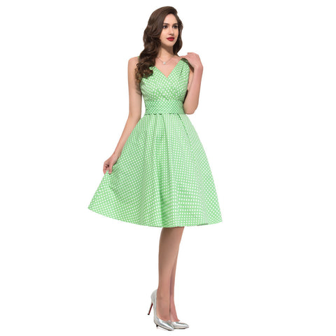 2015 Stock Summer Grace Karin Black Blue Pink Green Lilac Women Dresses 50s 60s Rockabilly Swing Retro Dress Plus Size H6295 Alternative Measures - Brides & Bridesmaids - Wedding, Bridal, Prom, Formal Gown