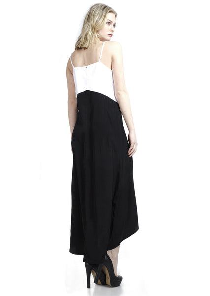 THE AMY TUXEDO DRESS