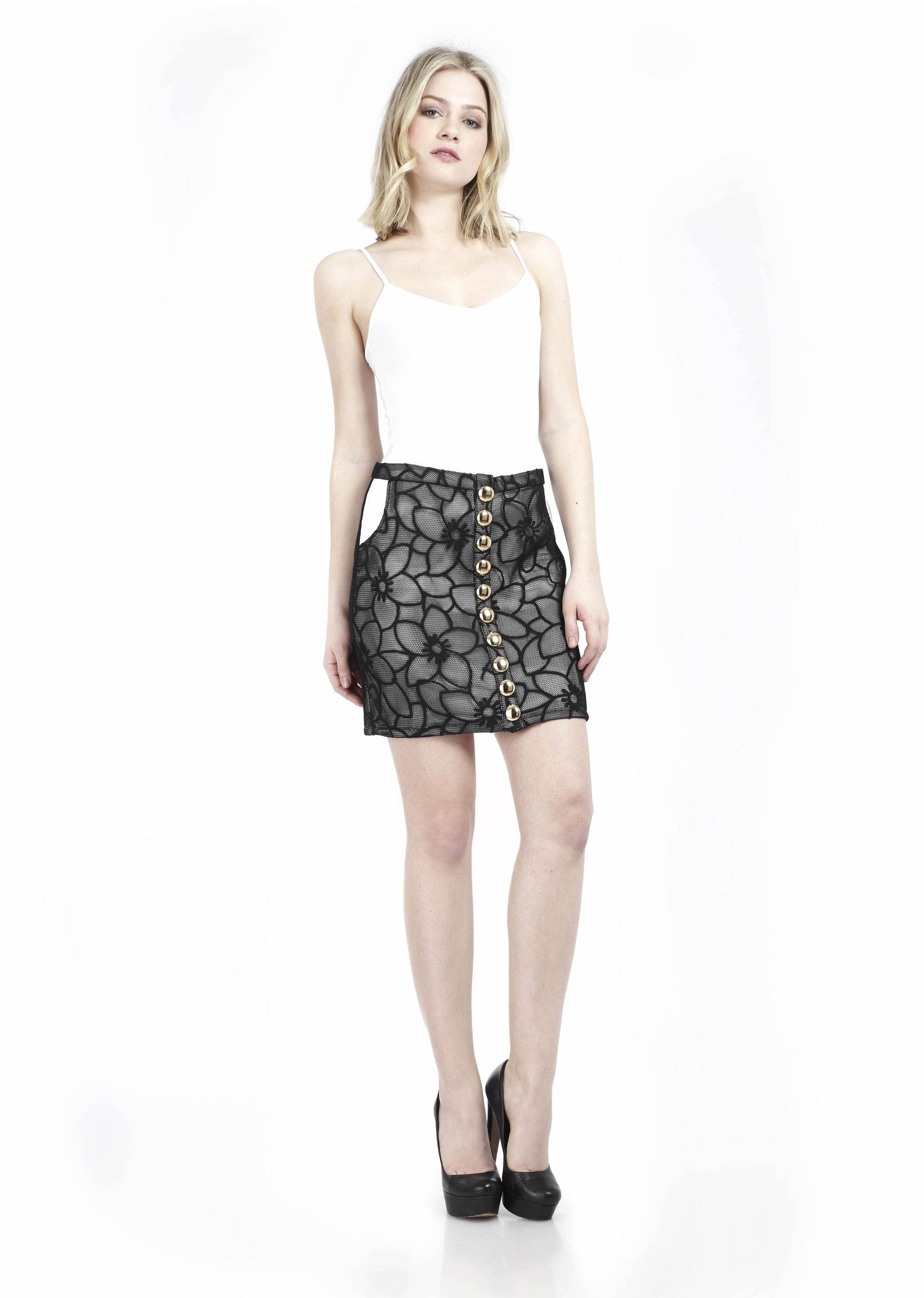 THE MARY KAE SKIRT