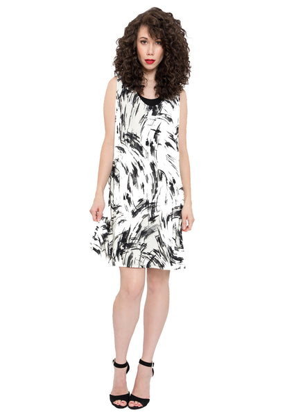 THE TAMARA TWO-LAYER DRESS