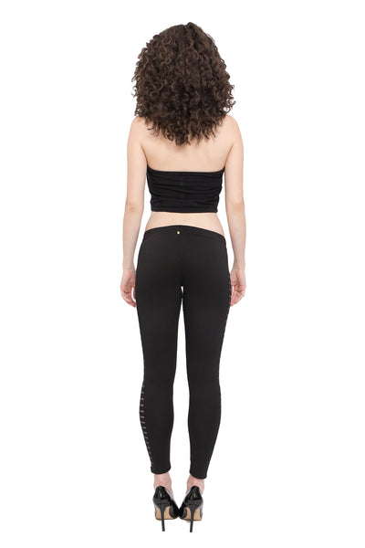 THE ERIN MESH LEGGING