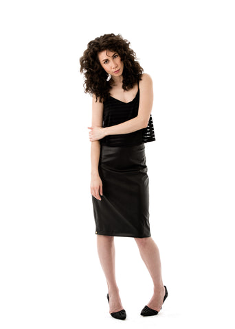 THE MIRNA PROFESSIONAL PENCIL DRESS