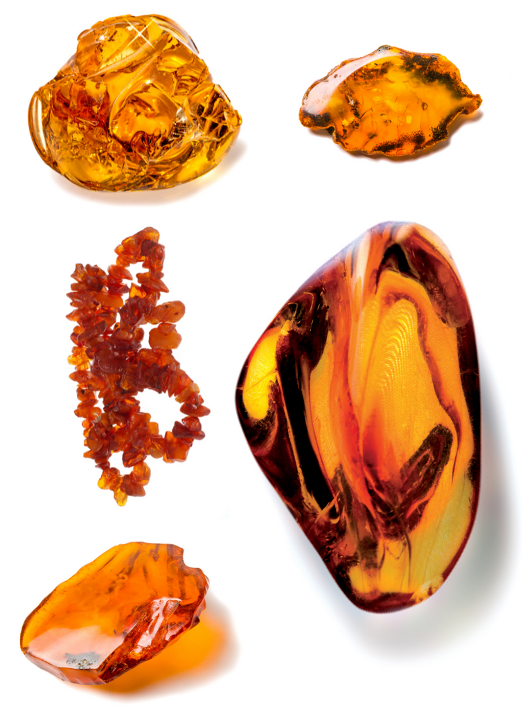 All about Amber Gemstones history and facts by Jay Cuneo Jewelry